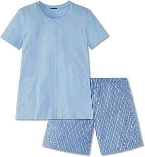 Schiesser Women's Schlafanzug Kurz Pyjama Set