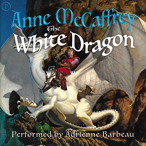 The White Dragon     Dragonriders of Pern Volume 3              By:                                                                                                                                 Anne McCaffrey                               Narrated by:                                                                                                                                 Adrienne Barbeau                      Length: 2 hrs and 52 mins     185 ratings     Overall 3.7