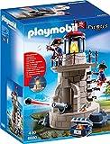 Playmobil 6680 - Soldatenturm mit Leuchtfeuer