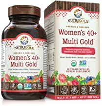 Womens 40+ Multi Gold