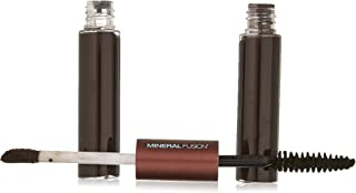 MINERAL FUSION Mineral fusion gray root concealer for hair dark brown, 0.28 oz, 0.28 Ounce