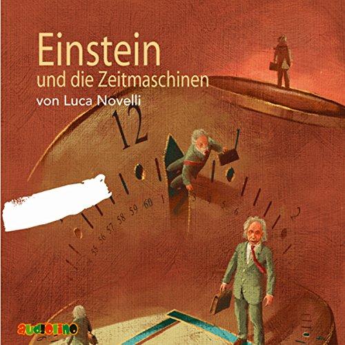 Einstein und die Zeitmaschinen Titelbild
