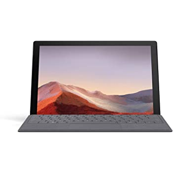 "Microsoft Surface Pro 7 – 12.3"" Touch-Screen - Intel Core i7 - 16GB Memory - 256GB SSD (Latest Model) – Matte Black (VNX-00016)"