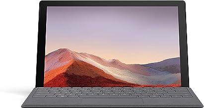 "Microsoft Surface Pro 7 – 12.3"" Touch-Screen - Intel Core i7 - 16GB Memory - 256GB SSD (Latest Model) – Matte Black (VNX-0..."