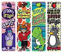 (Kapow Scented Bookmarks) - Raymond Geddes Kapow Scented Bookmarks, Set of 48 (69970)