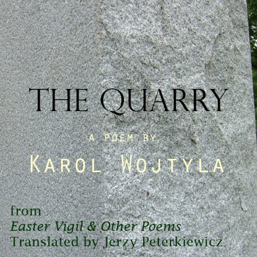 The Quarry cover art