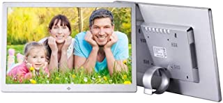 Digital Picture Frame 15 Inch 1280x800 High Resolution Full IPS Photo/Music/Video Player Calendar Alarm with Remote Contro...