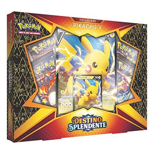 Destino Splendente - Pikachu-V - Collezione Pokémon (ITA)