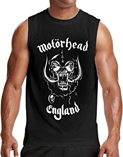 motorhead sleeveless t shirt