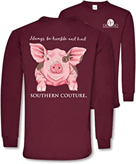 Best pig t shirts ladies Reviews