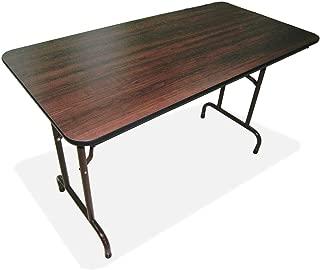 Lorell Economy Folding Table, 60
