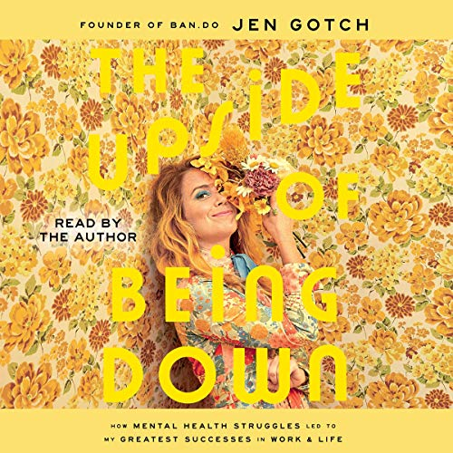 The Upside of Being Down audiobook cover art