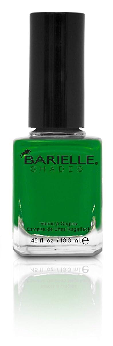 受け入れる週末有害BARIELLE バリエル グリーンwithエンビー 13.3ml Green With Envy 5234 New York 【正規輸入店】