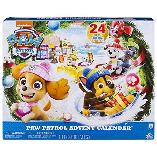 Paw Patrol - 6045038 - Calendrier de l'Avent 2018 - La Pat' Patrouille