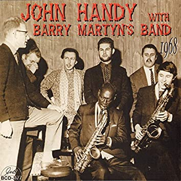 John Handy with Barry Martyn's Band 1968