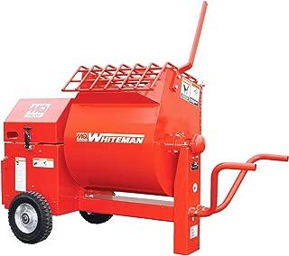Multiquip WM70SH8 Honda GX-240 Engine Mortar Mixer, 7 cu. ft. Capacity Drum, Steel