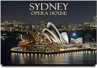Sydney Opera House Fridge Magnet Australia Travel Souvenir