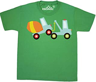 Tow Truck Construction Youth T-Shirt