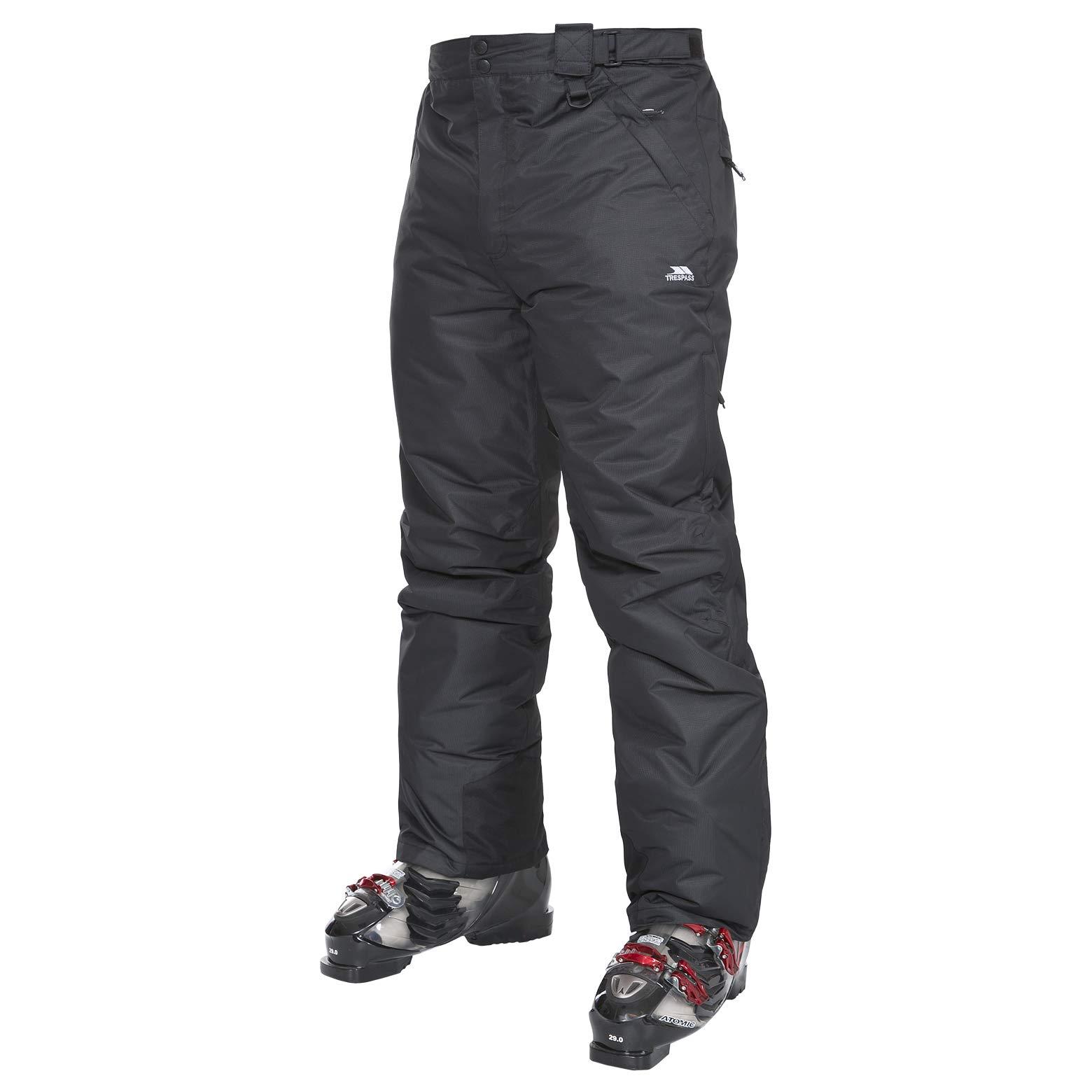 BEZZY Men's Ski Pants Black XS