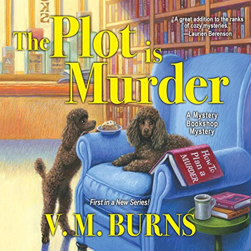 The Plot Is Murder  By  cover art