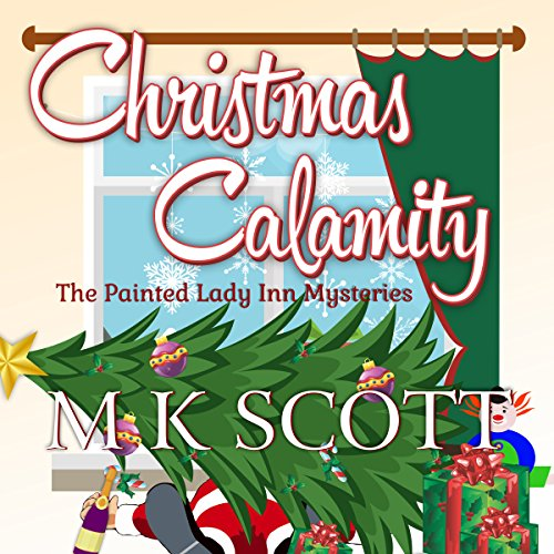 Christmas Calamity: A Cozy Mystery with Recipes audiobook cover art