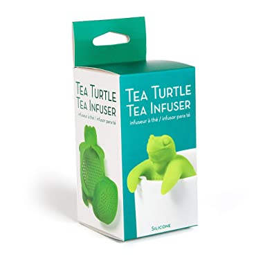 GAMAGO EA1636 Tea Turtle Infuser, Green