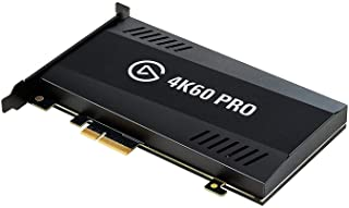Elgato Game Capture 4K60 Pro - 4K 60fps capture card with ultra-low latency technology for recording PS4 Pro and Xbox One ...