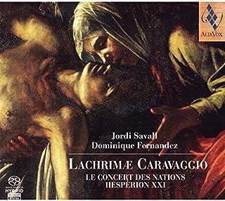 Savall: Lachrimae Caravaggio (Sacd);  Jordi Savall