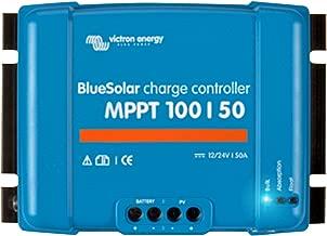 Victron BlueSolar 12V or 24V MPPT 100/50 Charge Controller - 50 Amps / 100 Volts