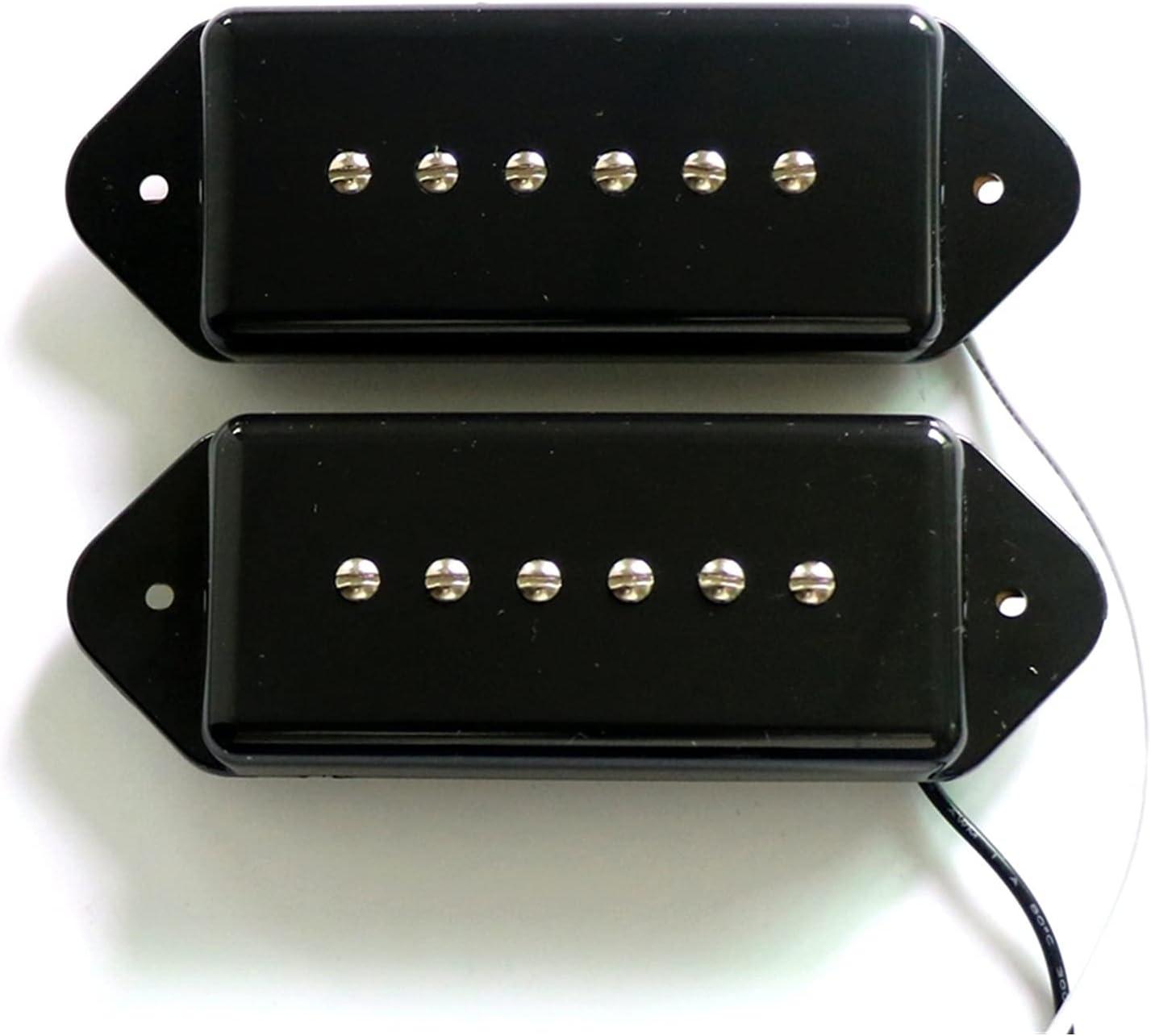 Philadelphia Mall Guitar Parts Black Iovry Color Single P Surprise price P90 Coil Alnico 5