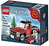 Lego Creator Tree Truck 2013 Limited Edition Holiday Set 40083