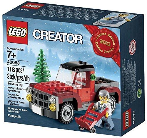 LEGO 40083 2013 limitée vacances Set 2 de 2 Lego (japon importation)
