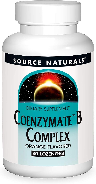 Source Naturals Coenzymate B Complex Flavor Branded goods That Orange Soldering Melts -