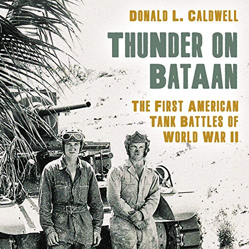 Thunder on Bataan  By  cover art