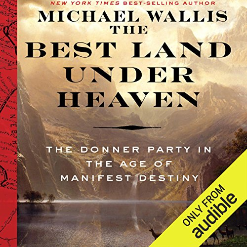 The Best Land Under Heaven audiobook cover art