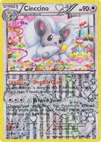 Pokemon - Cinccino (RC19/RC25) - Le…
