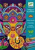 Djeco DJ09502 Tableau à pailleter Multicolore