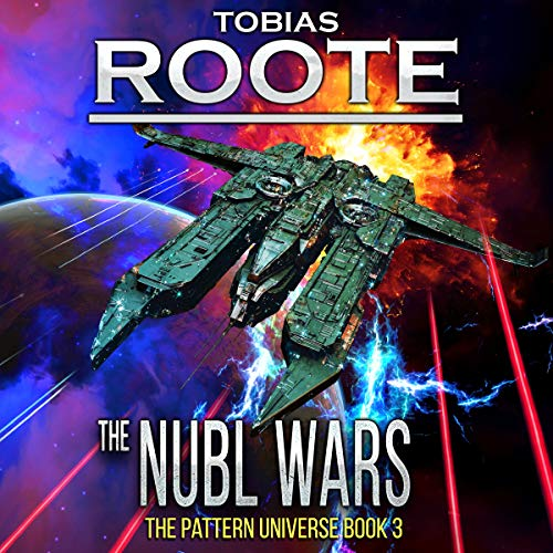 The Nubl Wars audiobook cover art