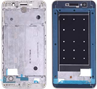 Simple Modern Life Replace/Replacement For Huawei Enjoy 5 / Y6 Pro Front Housing LCD Frame Bezel Plate(Black) (Color : Gold)