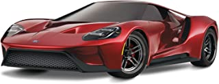 Traxxas 1/10 4WD Ford GT Vehicle with TQ 2.4GHz Radio System, Liquid Red