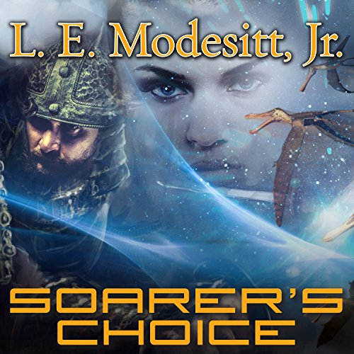 Soarer's Choice audiobook cover art