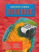 Harcourt Science: Student Edition Workbook Grade 4
