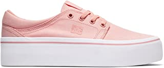 DC Women's Trase Pltfrm Tx J Shoe ROS Sneakers