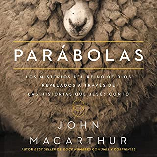 Parábolas [Parables] audiobook cover art