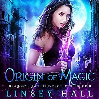 Page de couverture de Origin of Magic