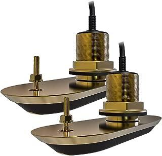Raymarine Axiom RV-212 RealVision 3D Bronze Thru Hull 12° Low Profile Split Transducer Pair