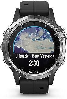 GARMIN佳明fenix5 PlusGPS三星定位光电心率多功能支付音乐户外跑步运动手表