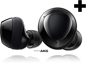 Samsung Galaxy Buds+ Plus, True Wireless Earbuds w/improved battery and call quality (Wireless Charging Case included), Black – US Version, SM-R175NZKAXAR