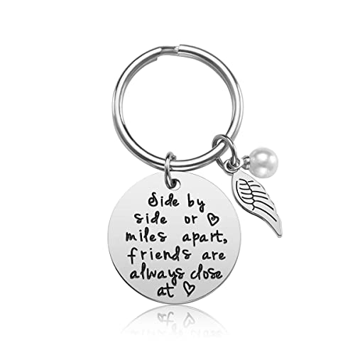 Best Friend Gifts Keychain