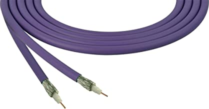 Belden 4855R 12G-Sdi 75 Ohm 4K Uhd Mini Coax Video Cable - Violet - Per Foot